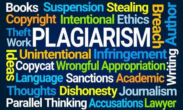 Book Writing Plagiarism