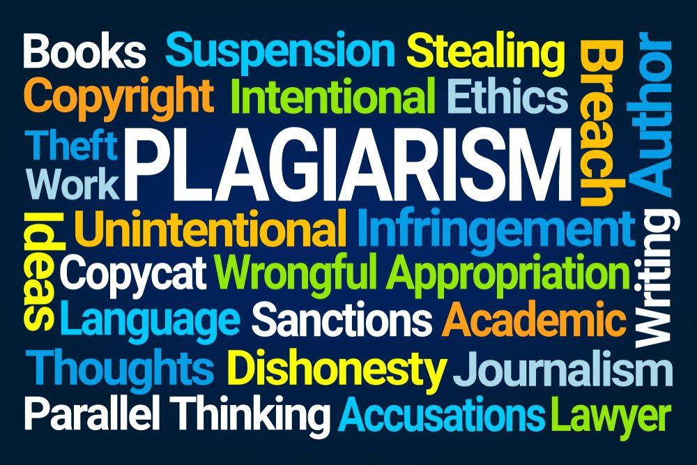 BOOK WRITING PLAGIARISM