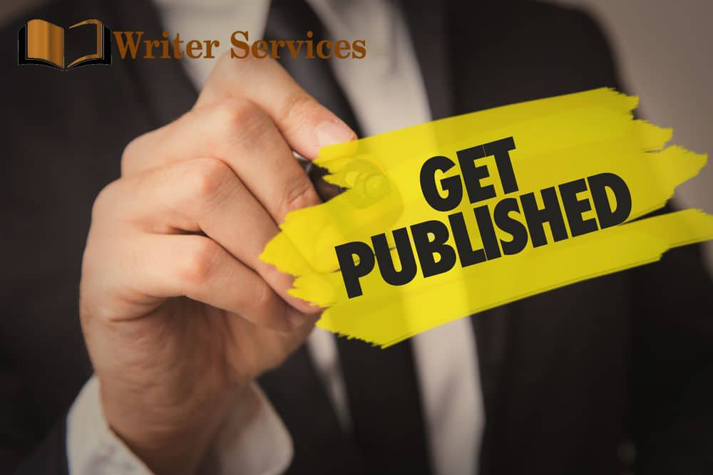 HOW TO GET A BOOK PUBLISHED