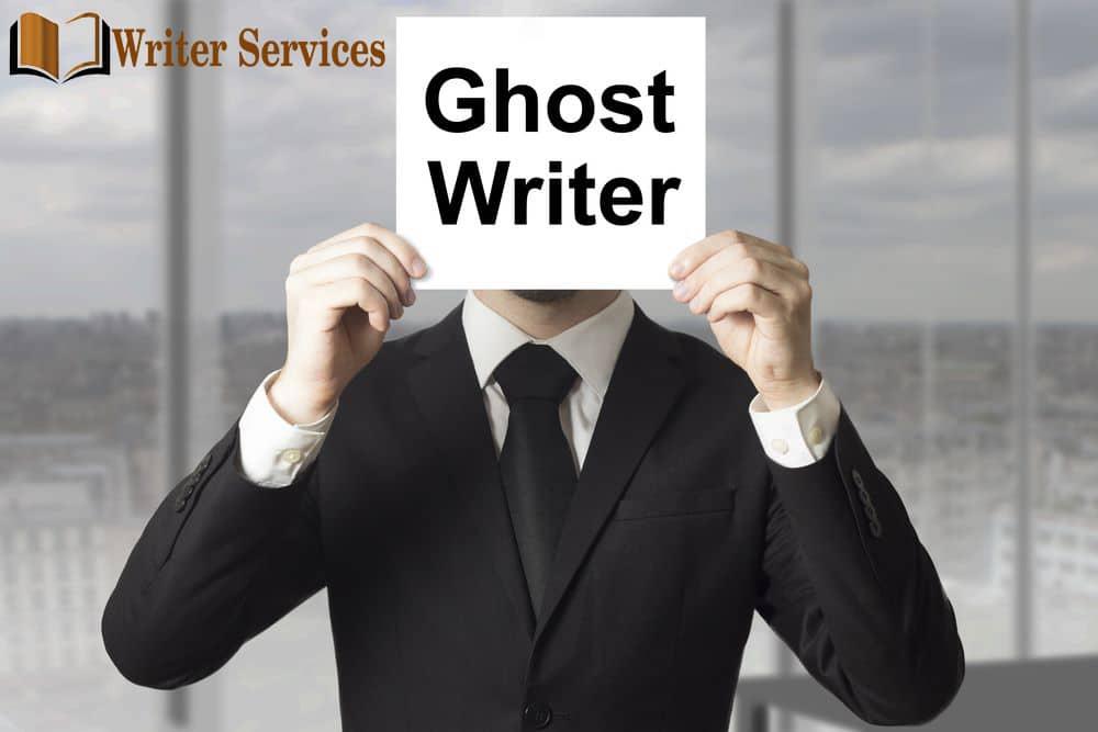 Ghost Writer Blog