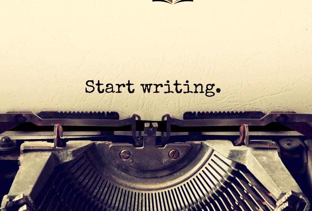 How do I write my book - Blog