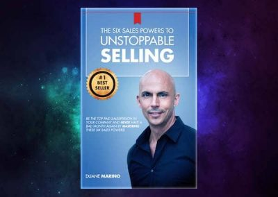 Unstoppable Selling